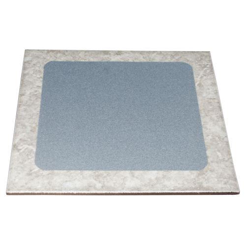 Protiskluzová dlaždice korundová ŠEDÁ 240 x 240 mm