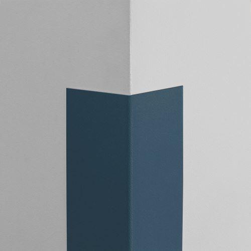 Plastová ochrana rohu LUX - TMAVĚ MODRÁ - samolepící - délka 1 m