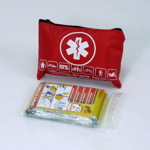 Cestovní lékárnička MINI s izotermickou fólii ZDARMA